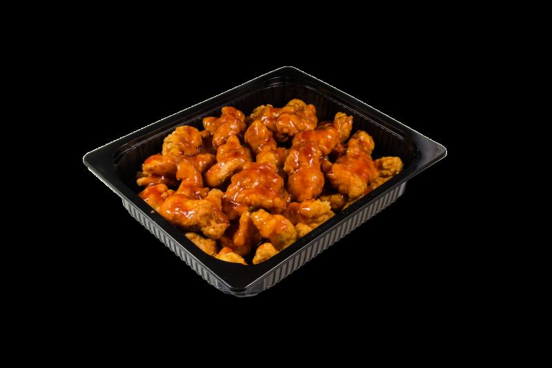 Пилешки хапки със сладко-кисел сос